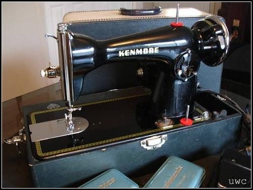 1956 Kenmore C877.15 Sewing Machine