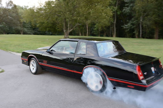 Cars of '88: The Chevrolet Monte Carlo