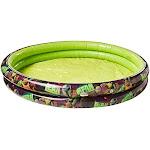 Teenage Mutant Ninja Turtles Tmnt 2 Ring Inflatable Pool (36x8) In Box