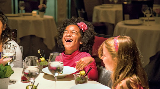 What Happens When Second Graders Are Treated to a Seven-Course, $220 Tasting Meal - NYTimes.com