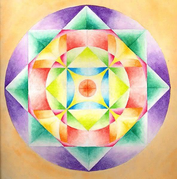 Mandala Origen Elementos Significado Y Más De Este Elemento