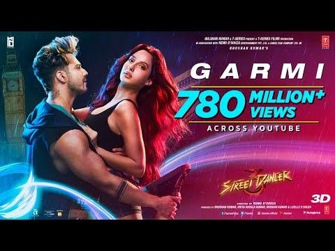 Garmi Lyrics in Hindi and English from street Dancer 3D movie