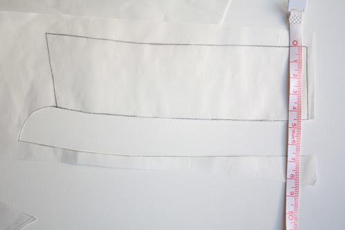 hoogte oorspronkelijke kraag