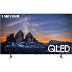 "Samsung QN65Q80RAF 65"" 4K UHD QLED HDR Smart TV - 64.5"" Diagonal"