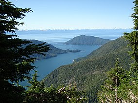 Kuiu Wilderness and Tebenkof Bay Wilderness  Wikipedia, the free