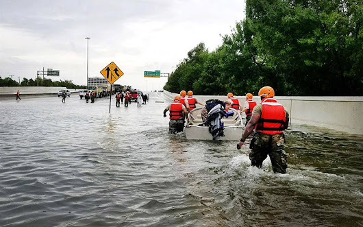 Hurricane Harvey and the Catastrophic Impact on Emergency Room Care in Texas