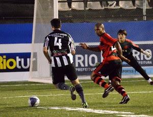 Botafogo Flamengo semifinal Mundial Futebol 7 (Foto: Davi Pereira/Jornal F7.com)