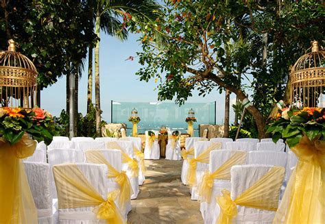 Wedding venues in Singapore: Unforgettable, luxurious