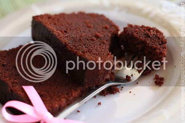 Moist Chocolate Cake1
