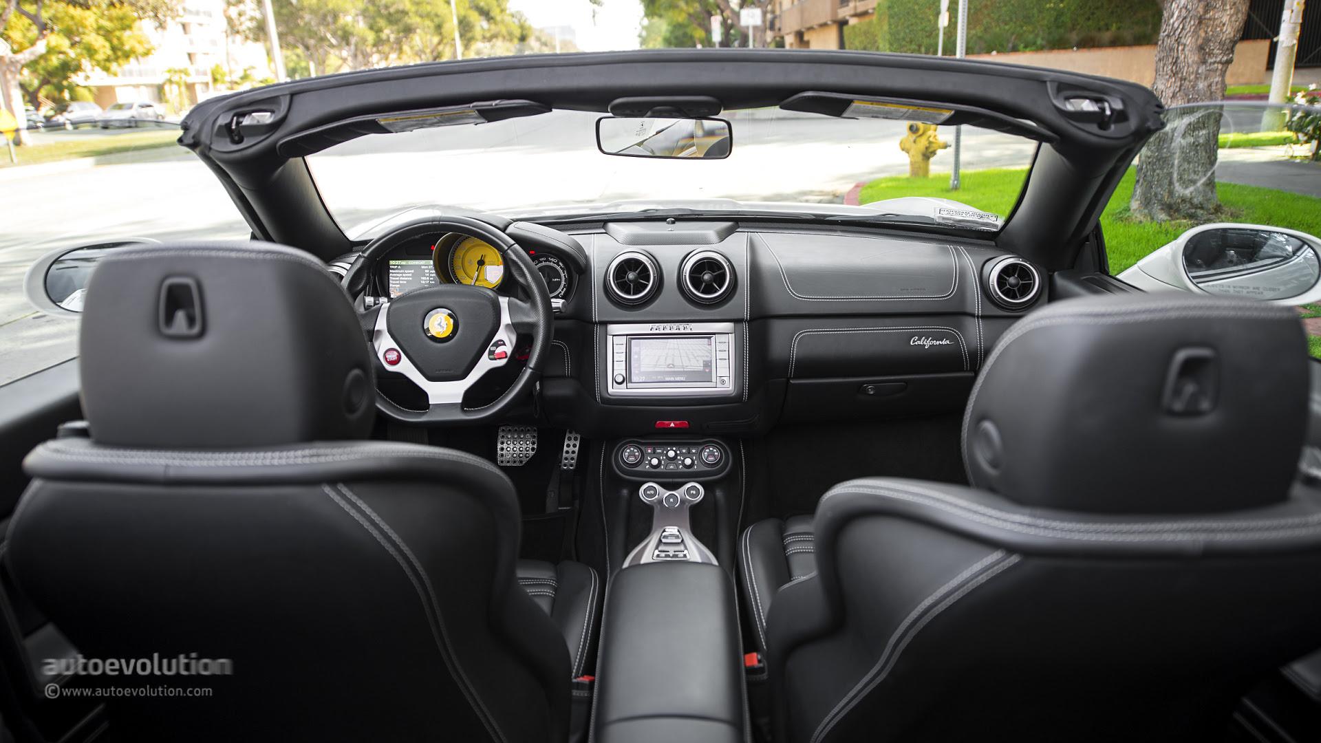 FERRARI California Review - autoevolution