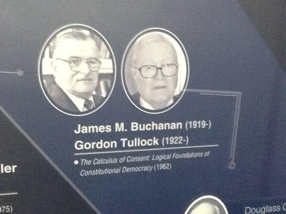 Image result for gordon tullock y vernon smith
