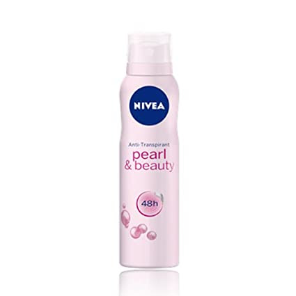 Nivea Pearl & Beauty Anti-Perspirant Spray 150 ml