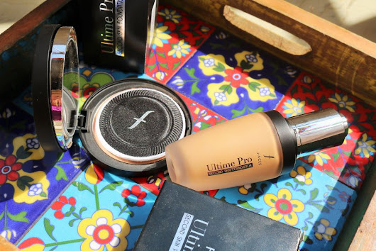 Faces Ultime Pro Second Skin Foundation & Pressed Powder Review