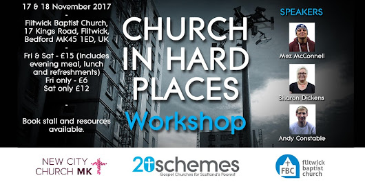 Church in Hard Places Workshop - South Midlands