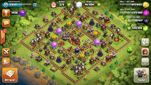 Clash Of Clans Cheats IPhone