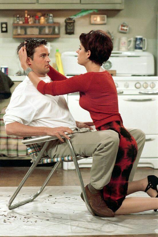 Chandler hook up
