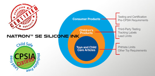 SE Silicone ink CPSIA Compliance | Boston Industrial Solutions, Inc.