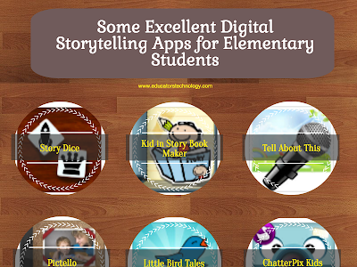Digital Story Telling Apps to Enhance Students Self-driven Learning