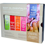 Weleda Body Oil Essentials Kit - 6 pieces