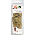 PawZ Protex Dog Boots Water-Proof Paws Disposable Reusable X-Small Camo