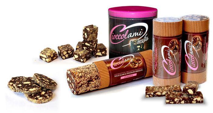 Salame al cioccolato: tutti i prodotti