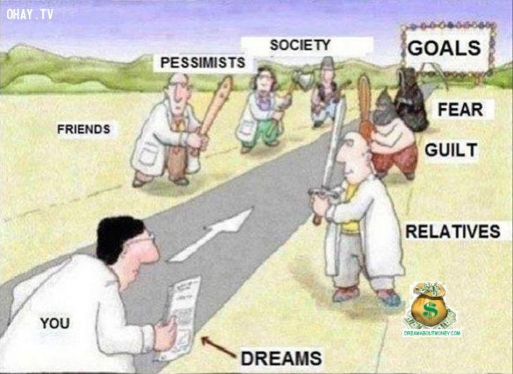 sự thật, cuộc sống