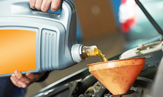 High Mileage Oil │ Seattle │ Chuck's Auto Repair