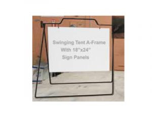 Metal Steel Pvc Plastic A Frames Paradise Signs Newcastle Ca