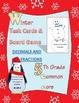 5th grade common core fractions & decimals winter  task ca