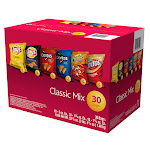Frito Lay Classic Mix, Variety Pack, 30-count