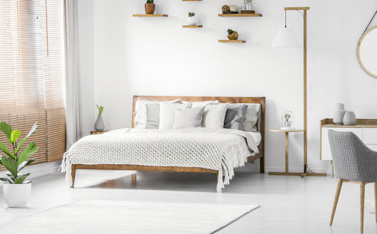 How to Create a Non-Toxic Bedroom - SOL Organics