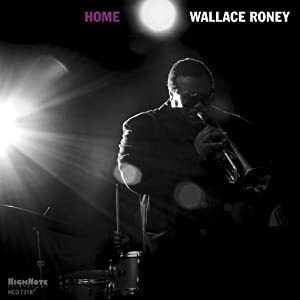 Wallace Roney  - Home  cover