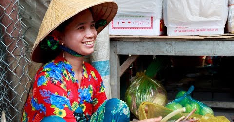 Vietnam || Nga Nam Town Discovery || Soc Trang Province