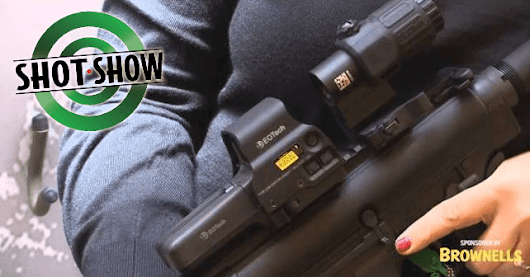 SHOT SHOW 2015 // Product Spotlight - EO Tech