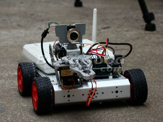 Ministry of IT is developing Intelligent Mobile Robots in Pakistan – Techlist