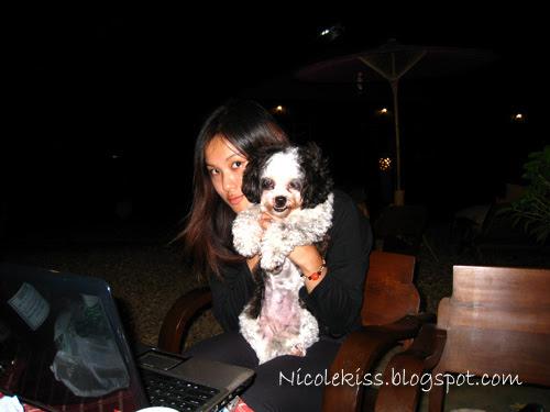 me with panda
