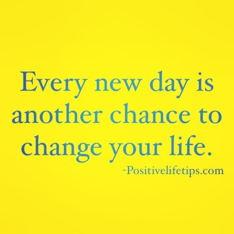 Beautiful Tomorrow Is A New Day Quote