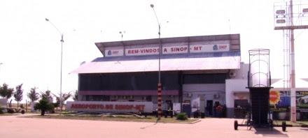 Prefeitura de Sinop investe R$3 milhões no aeroporto