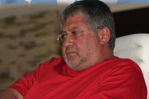 Коломойский отрицает информацию о конфликтах в команде