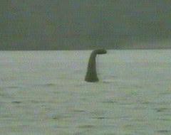 Raksasa Nessie di Loch Ness, Scotland, United Kingdom
