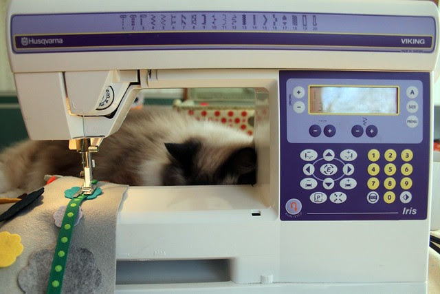 My sewing sidekick