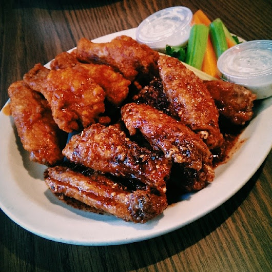 Want Chicken Wings! - unsweetened.ca