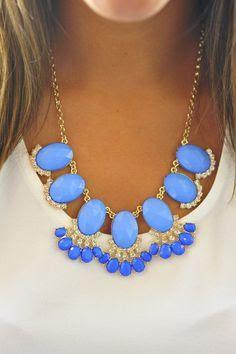 20 Gorgeous Statement Necklaces - Style Motivation