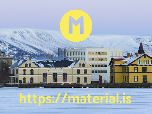 Material Conference 2016 by Joschi Kuphal & Brian Suda —  Kickstarter