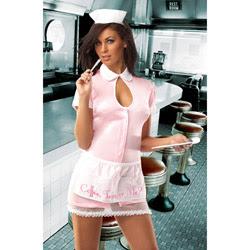 Costume - Sexy waitress (ML)