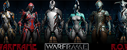 Reapers of Warframe & R.o.W. Shadows - Reapers of Warframe & R.o.W. Shadows