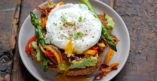34 Quick and Easy Veggie-Packed Breakfast Ideas