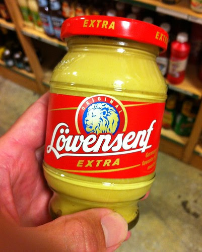 Dusseldorf mustard @ Cost Plus World Market