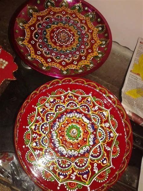 Pooja thali   Wedding   Pinterest