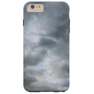 Storm Clouds Breaking iPhone 6 Plus Tough Case Tough iPhone 6 Plus Case